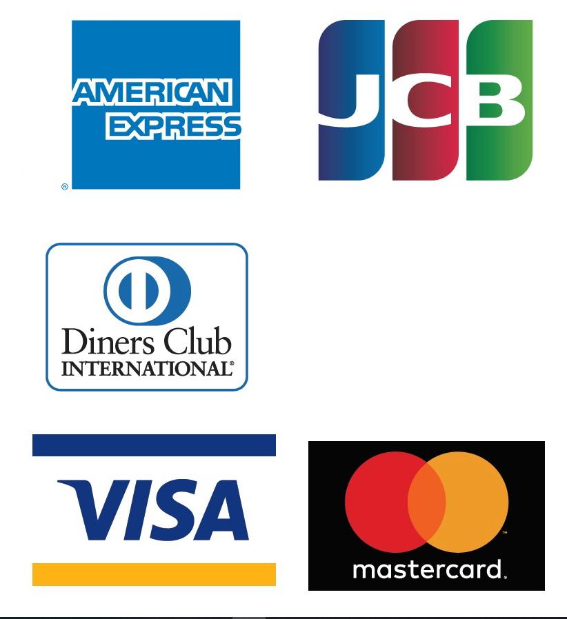 クレジットカード各社2