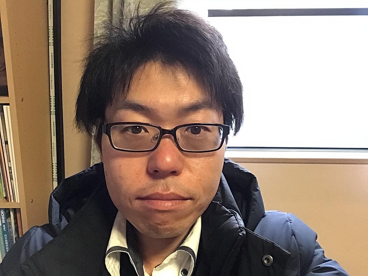 マスクなし久保田
